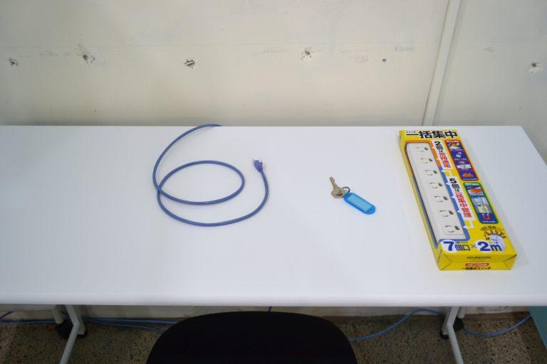 淡路駅のシェアオフィス・レンタルオフィス・コワーキングスペース淡路駅前ラボ固定席イメージ